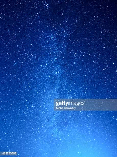 milky way - vertical stock pictures, royalty-free photos & images