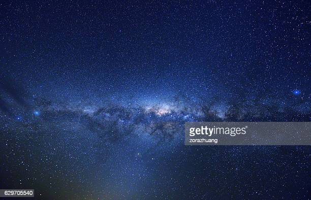 milky way - space stock pictures, royalty-free photos & images