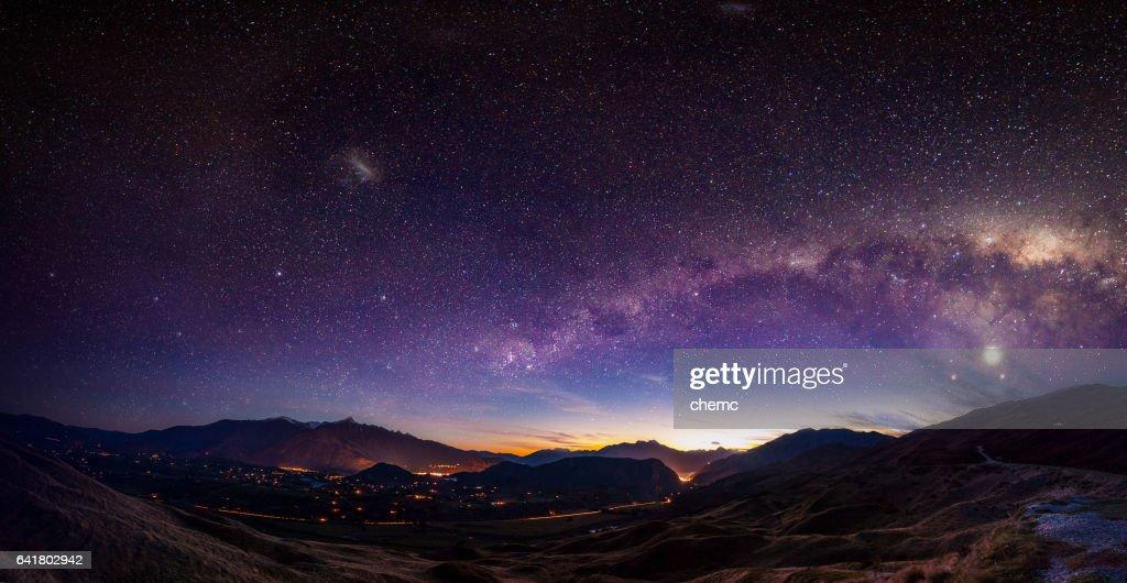 Milky Way : Stock Photo