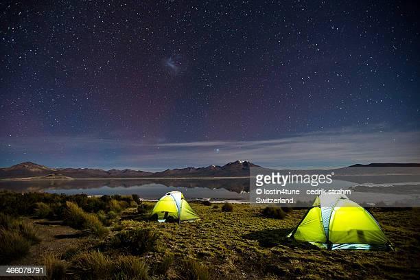 Milky way - Salar de Surire - Chile