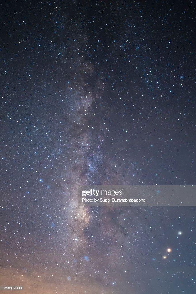 Milkyway : Stock Photo