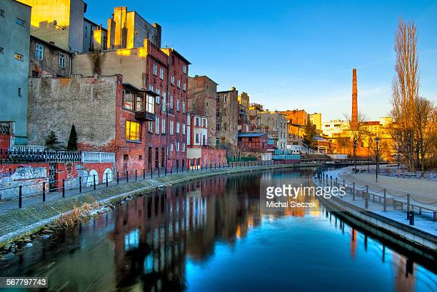 mill island - bydgoszcz stock pictures, royalty-free photos & images