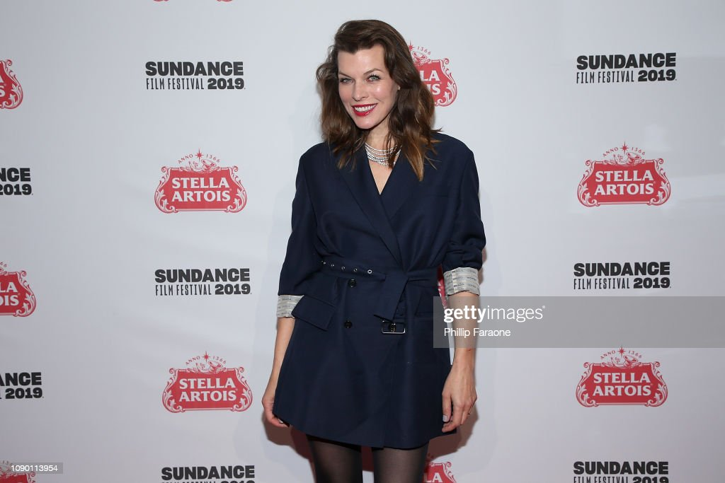 """Paradise Hills"" Celebrates At Stella's Film Lounge During The 2019 Sundance Film Festival : News Photo"