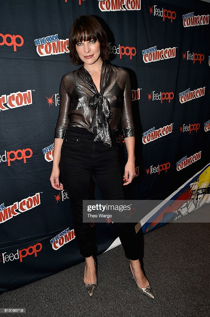 2016 New York Comic Con - Day 2