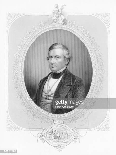Millard Fillmore 13th President of the United States circa 1850