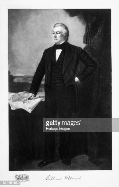 Millard Fillmore 13th President of the United States of America Fillmore became president in 1850 when as vicepresident he succeeded Zachary Taylor...