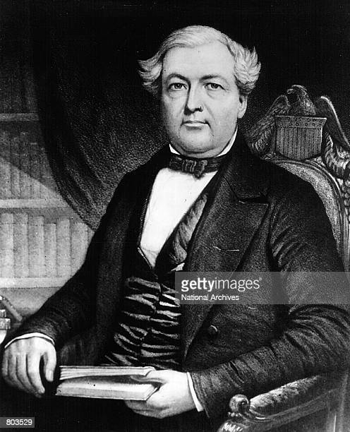 Millard Fillmore thirteenth President of the United States who served from 1850 to 1853