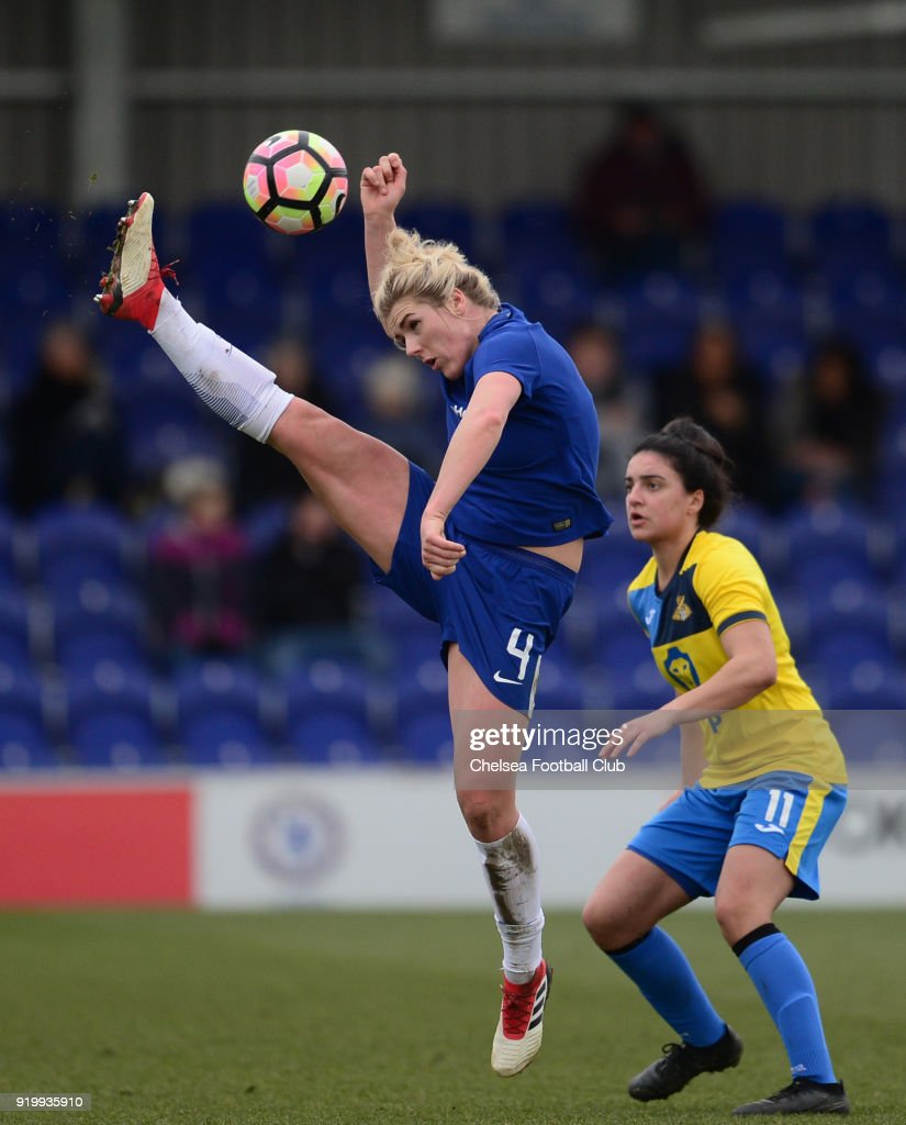 Chelsea Ladies v Doncaster Rovers Belles: FA Women's Cup 5th Round