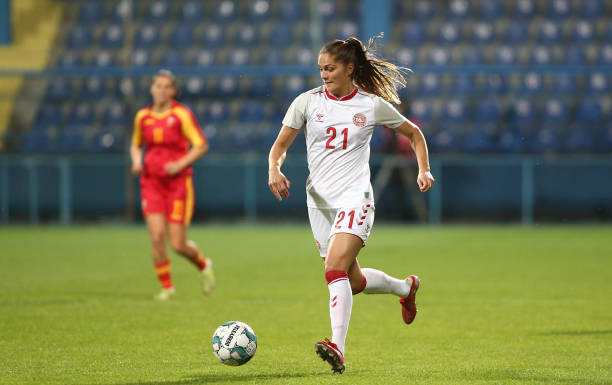 MNE: Montenegro v Denmark: Group E - FIFA Women's WorldCup 2023 Qualifier
