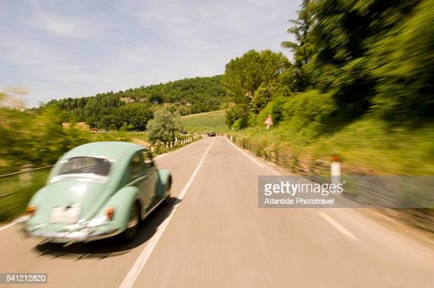 Mille Miglia Vintage Auto Race