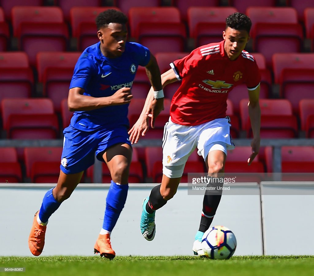 Manchester United v Chelsea: U18 Premier League National Final : News Photo