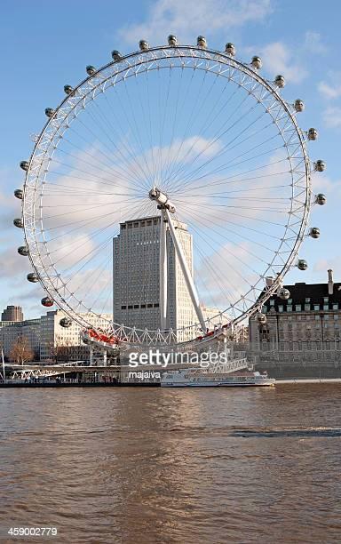 Millenium Wheel in London
