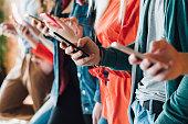 millennial generation modern devices technology
