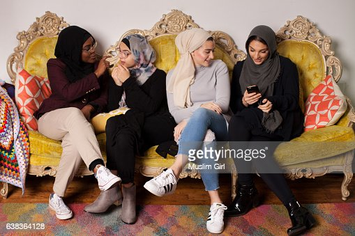 Millennial #MuslimGirls Having Fun
