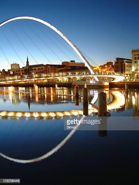 Millennium Bridge Reflections 1