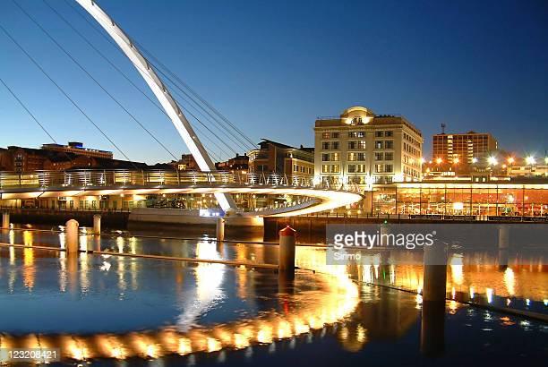 Millennium Bridge Reflections 2