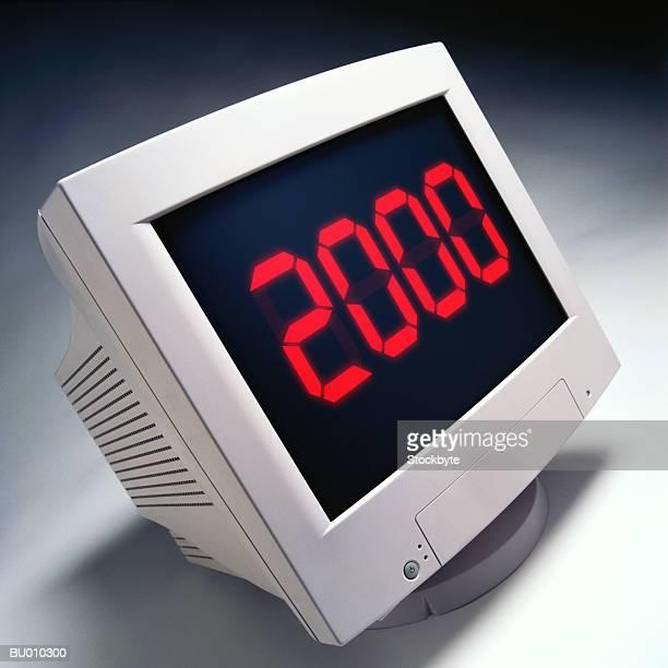 Millennium Computer Monitor