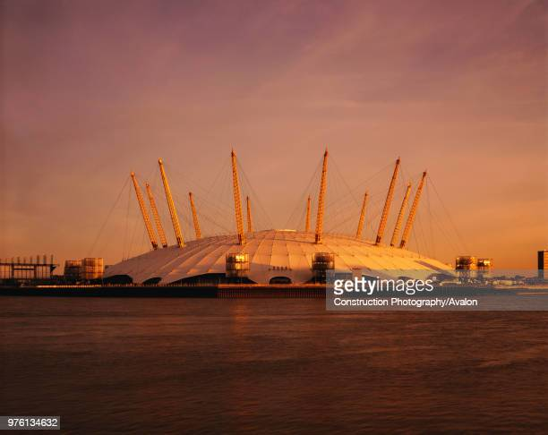 Millennium Dome Greenwich London UK