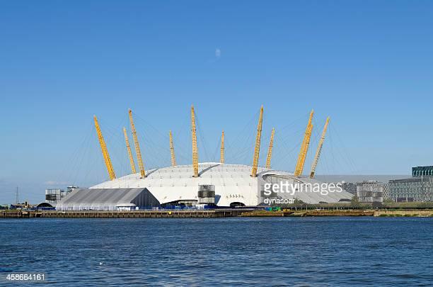 Millennium Dome, Greenwich Peninsula, London