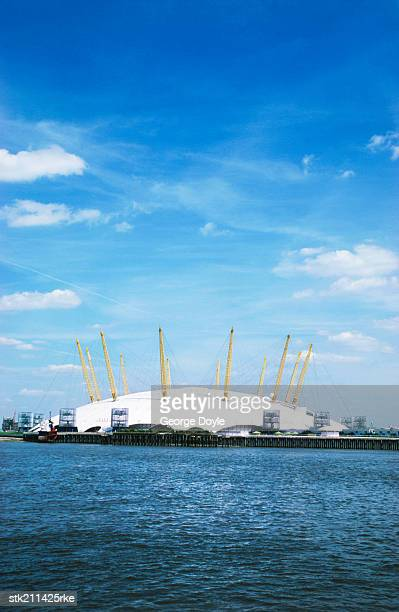millennium dome, london, england - the o2 england stock pictures, royalty-free photos & images