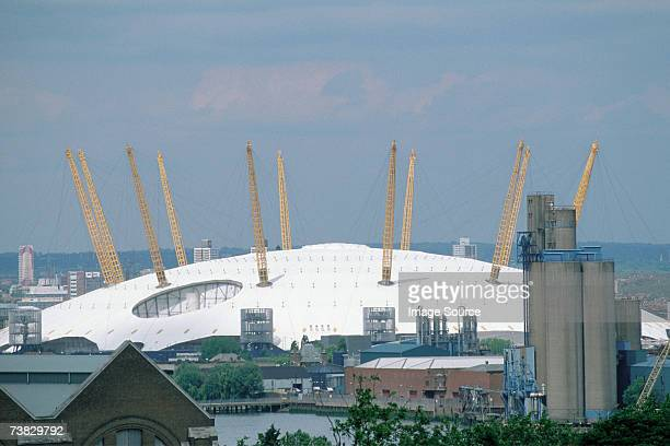 Millennium Dome, London, Great Britain