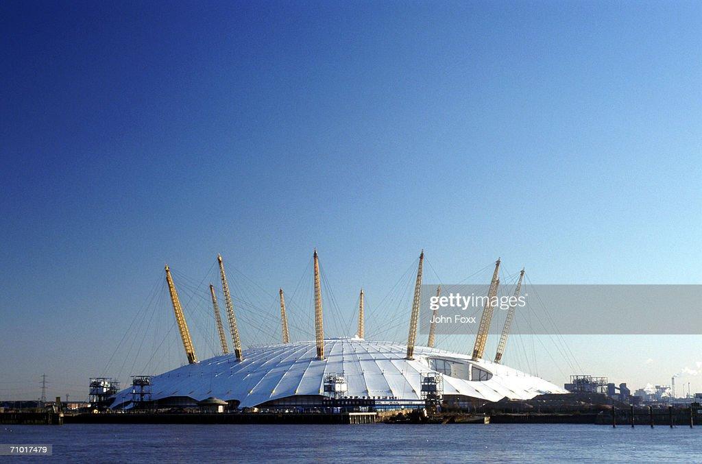 Millennium Dome, London : Stock Photo