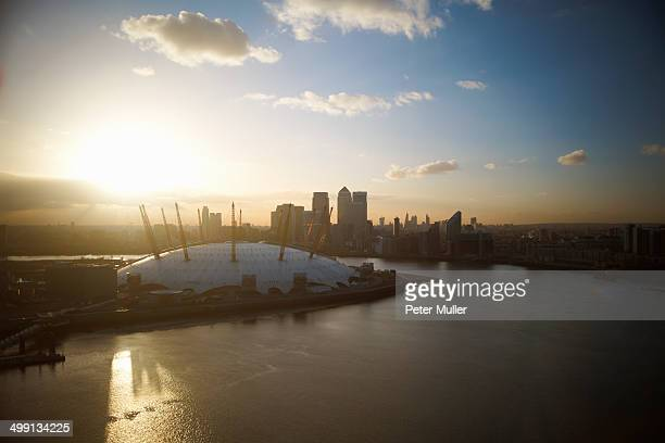 millennium dome, london, united kingdom - the o2 england stock pictures, royalty-free photos & images