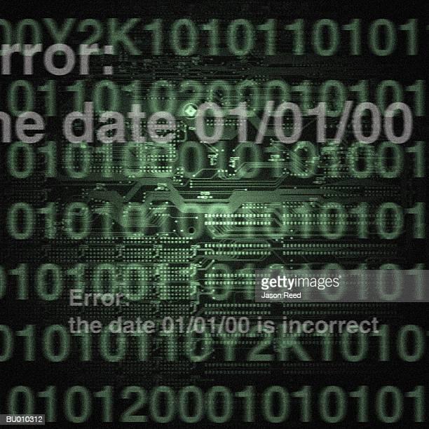 millennium malfunction - 西暦2000年 ストックフォトと画像