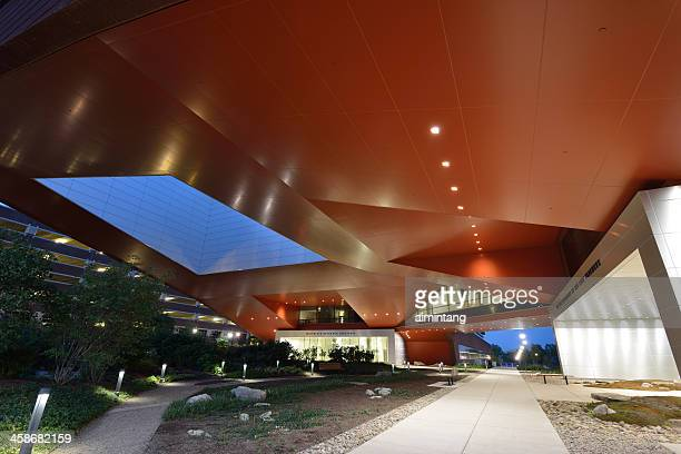 millennium science complex in penn state - state college pennsylvania stock pictures, royalty-free photos & images