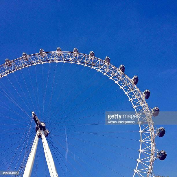 CONTENT] Millennium Wheel South Bank London England