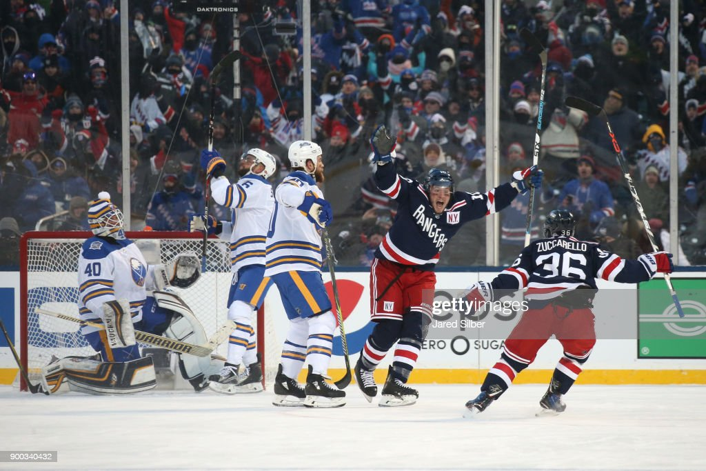 more photos f3c2b bde02 J.T. Miller and Mats Zuccarello of the New York Rangers ...