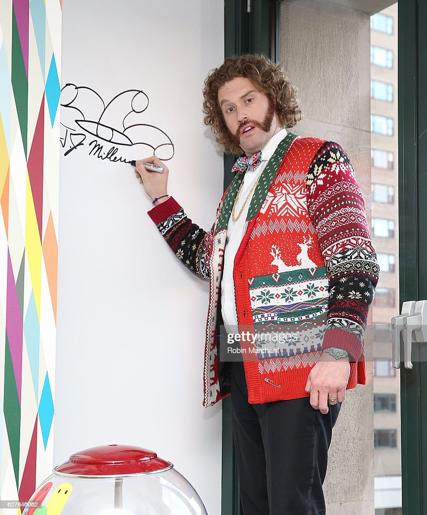 """Build Presents T.J. Miller, Courtney B. Vance And Directors Will Speck And Josh Gordon of """"Office Christmas Party"""""""