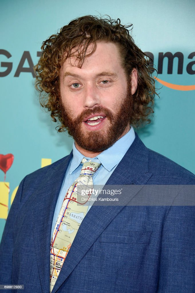 T.J. Miller attends 'The Big Sick' New York Premiere at The Landmark Sunshine Theater on June 20, 2017 in New York City.