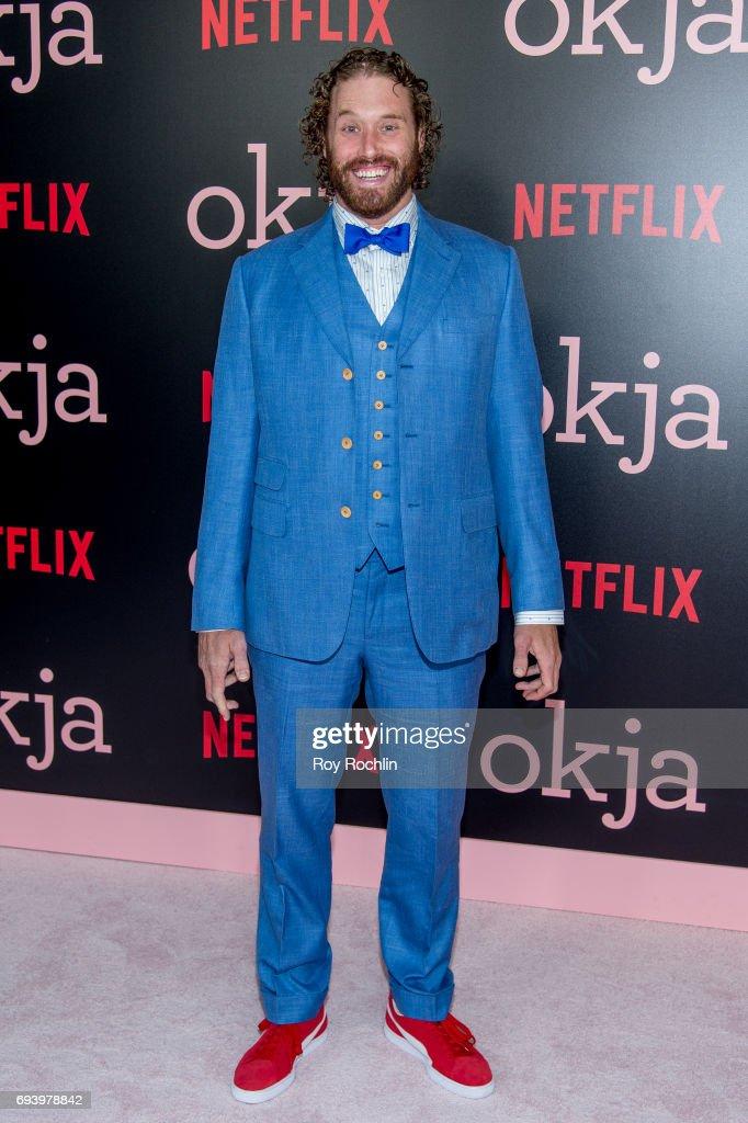 "Netflix Hosts The New York Premiere Of ""Okja"" : News Photo"
