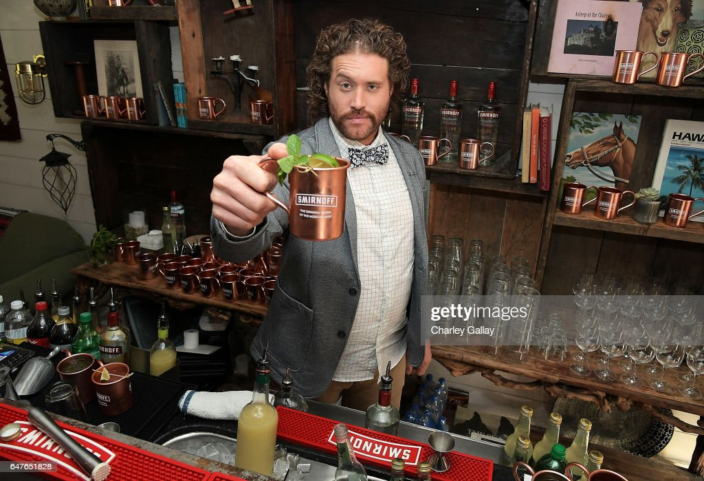 TJ Miller And Thomas Middleditch Celebrate First Official National Moscow Mule Day Created By SMIRNOFF