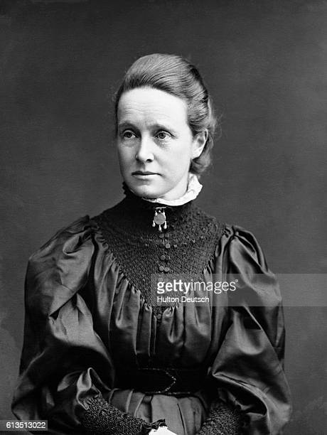 Millicent Fawcett the English suffragette and educationalist She campaigned for women's rights and opportunities in Higher Education and was a...
