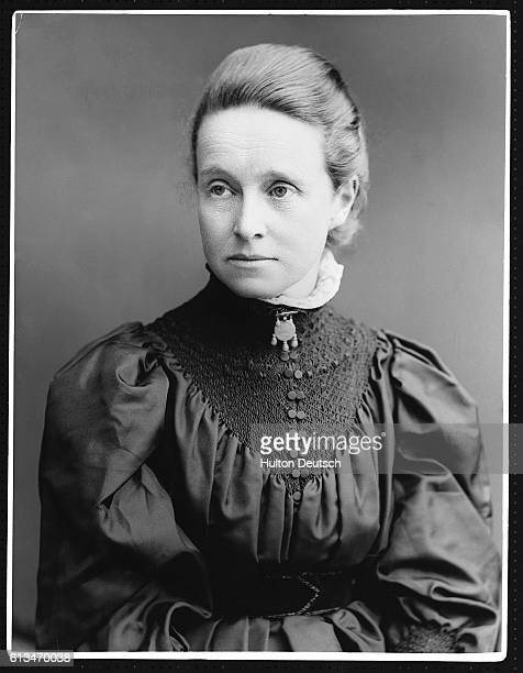 Millicent Fawcett the English sufragette and educational reformer