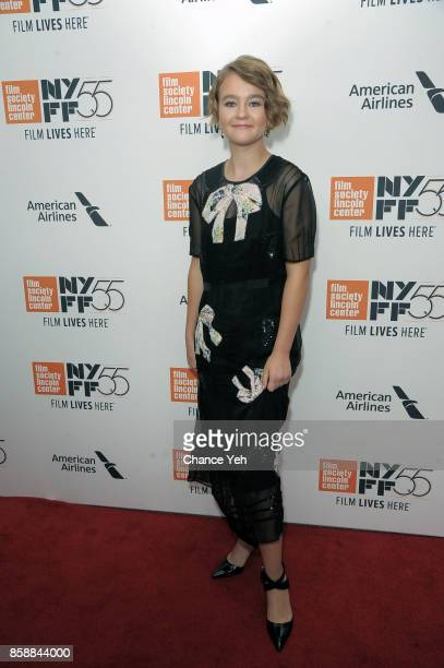 Millicent Simmonds attends Wonderstruck screening during 55th New York Film Festival at Alice Tully Hall on October 7 2017 in New York City