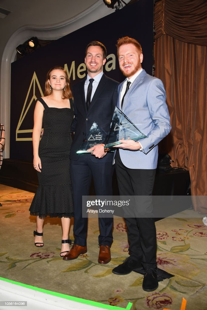 Media Access Awards 2018 : News Photo