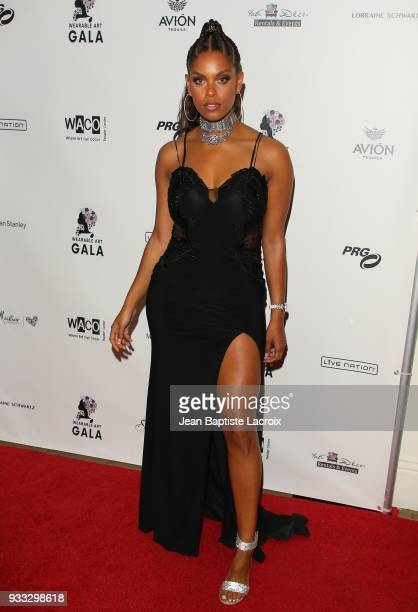 Millie attends WACO Theater's 2nd Annual Wearable Art Gala on March 17 2018 in Los Angeles California