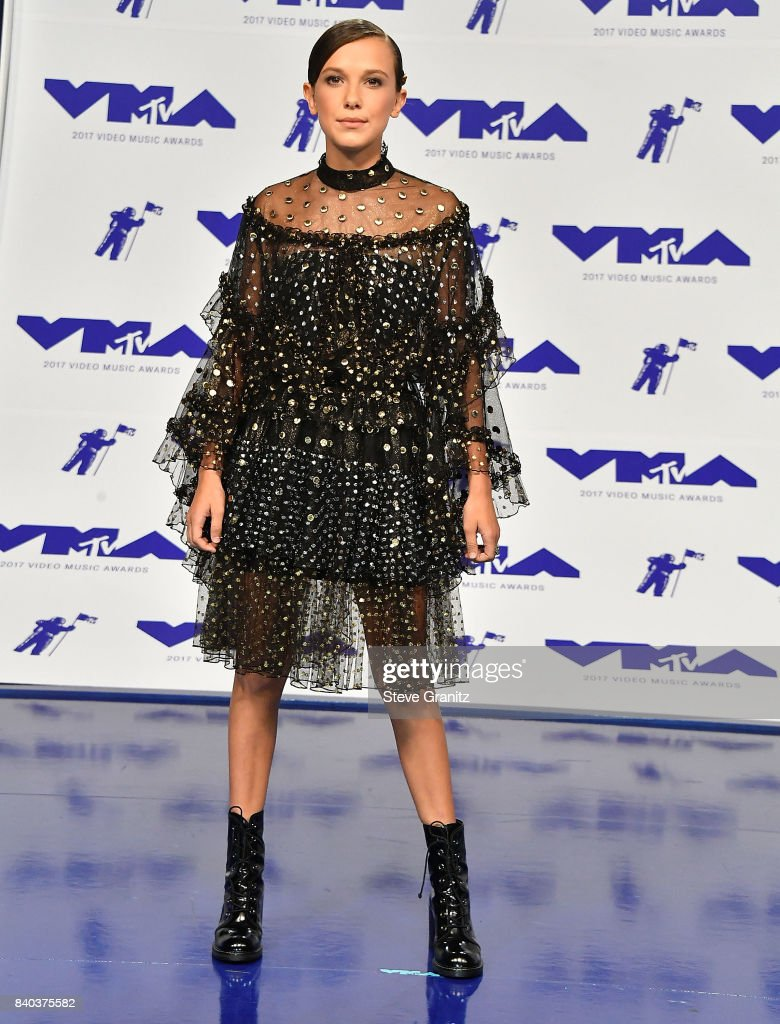 2017 MTV Video Music Awards - Arrivals : News Photo