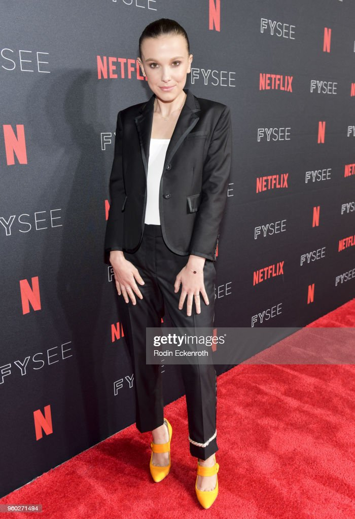 "#NETFLIXFYSEE Event For ""Stranger Things"" - Arrivals"