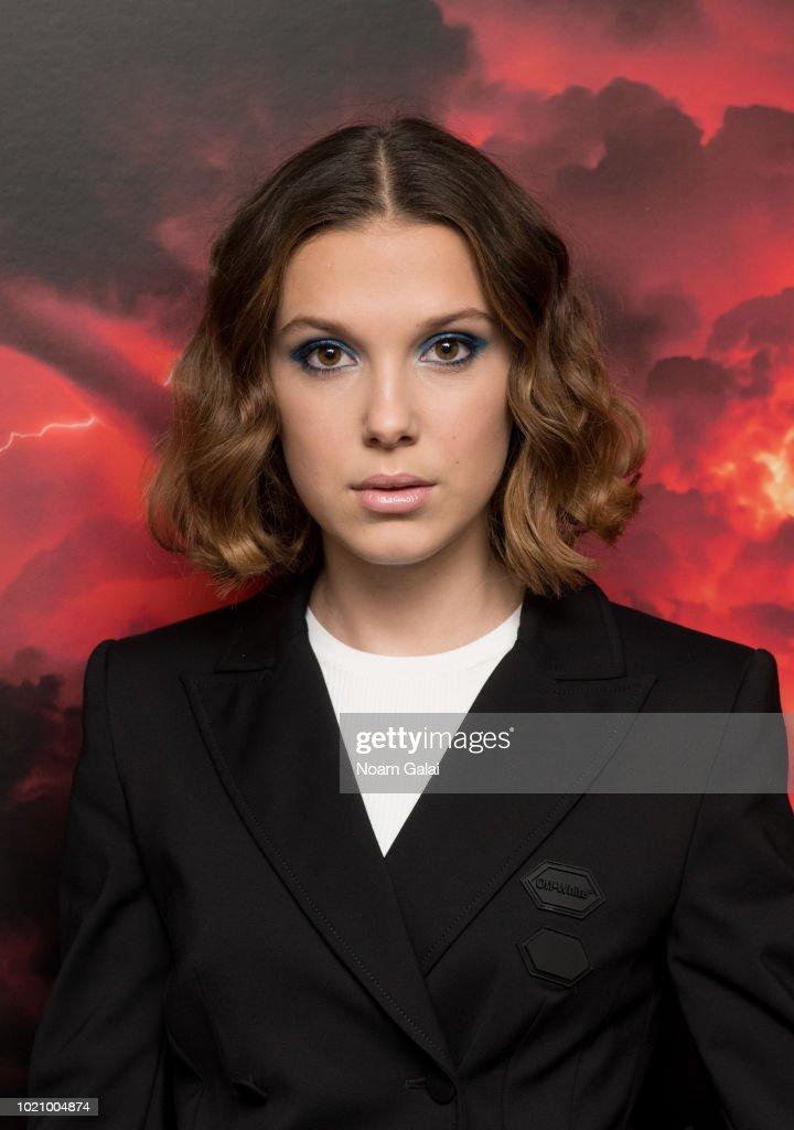 'Stranger Things Season 2' Screening : News Photo