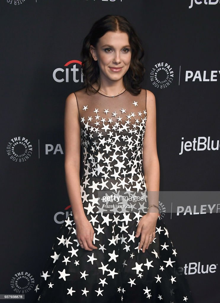 "The Paley Center For Media's 35th Annual PaleyFest Los Angeles - ""Stranger Things"" - Arrivals"