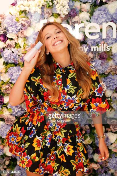 Millie Bobby Brown meets with fans to celebrate the launch of her new beauty brand, florence by mills, available at Boots, on September 28, 2019 in...