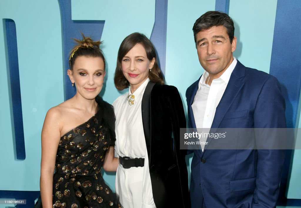 """CA: Premiere Of Warner Bros. Pictures And Legendary Pictures' """"Godzilla: King Of The Monsters"""" - Red Carpet"""