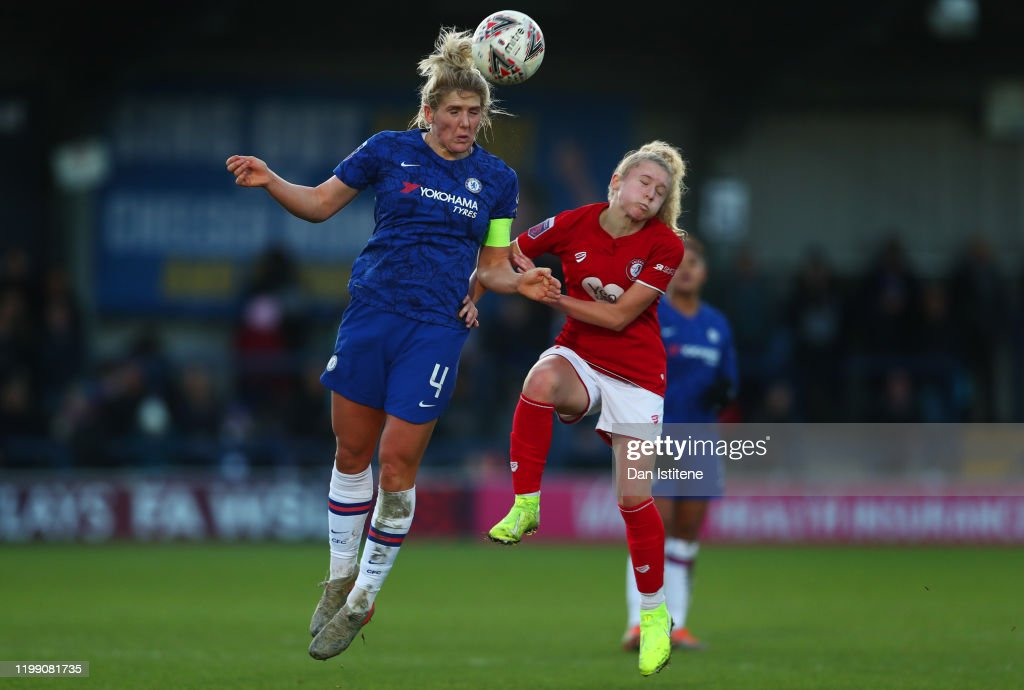 Chelsea v Bristol City - Barclays FA Women's Super League : News Photo