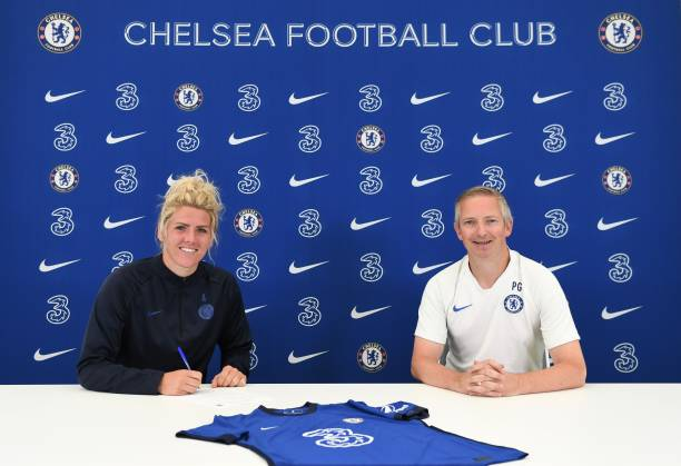 GBR: Millie Bright Signs New Contract With Chelsea Women