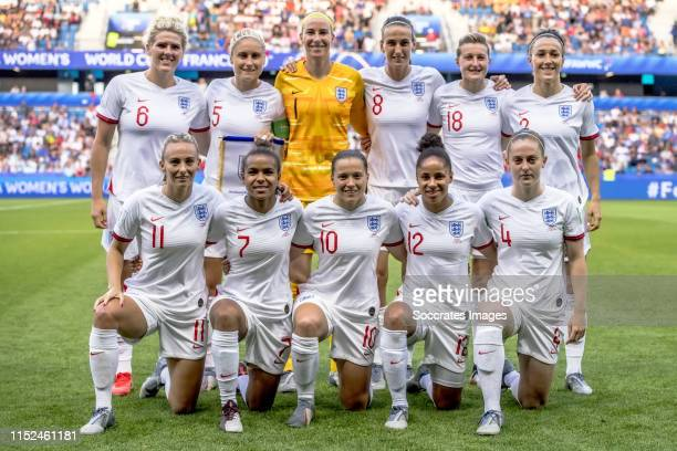 Millie Bright of England Women Steph Houghton of England Women Karen Bardsley of England Women Jill Scott of England Women Ellen White of England...