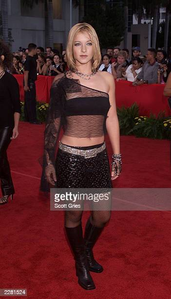 Millie Corretjer arrives at the Billboard Latin Music Awards at the Jackie Gleason Theater in Miami Florida 4/26/01 Photo by Scott Gries/ImageDirect